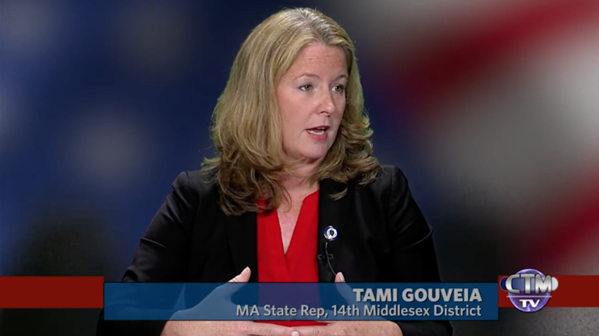 Representative Gouveia on Chasing the Facts in September 2019.
