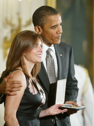 Presidential Citizens Medal Awarded in 2010