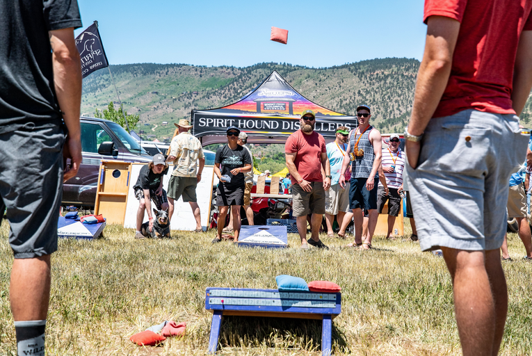 Corn Hole - TOSS. SCORE. HIGH FIVE.Everybody's favorite beer drinking sport. Tournament info coming soon…