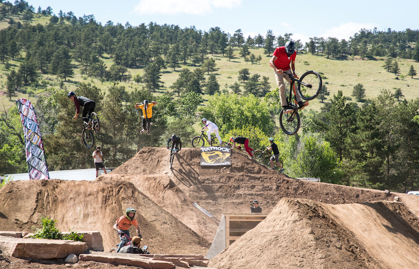 Grip & Rip - Dirt Jump Comp - GRIP. RIP.Check out the Traction Coffee Grip & Rip dirt jump comp at Bohn Park's bike park. Open to all wheel sizes with 3 categories. More details HERE.