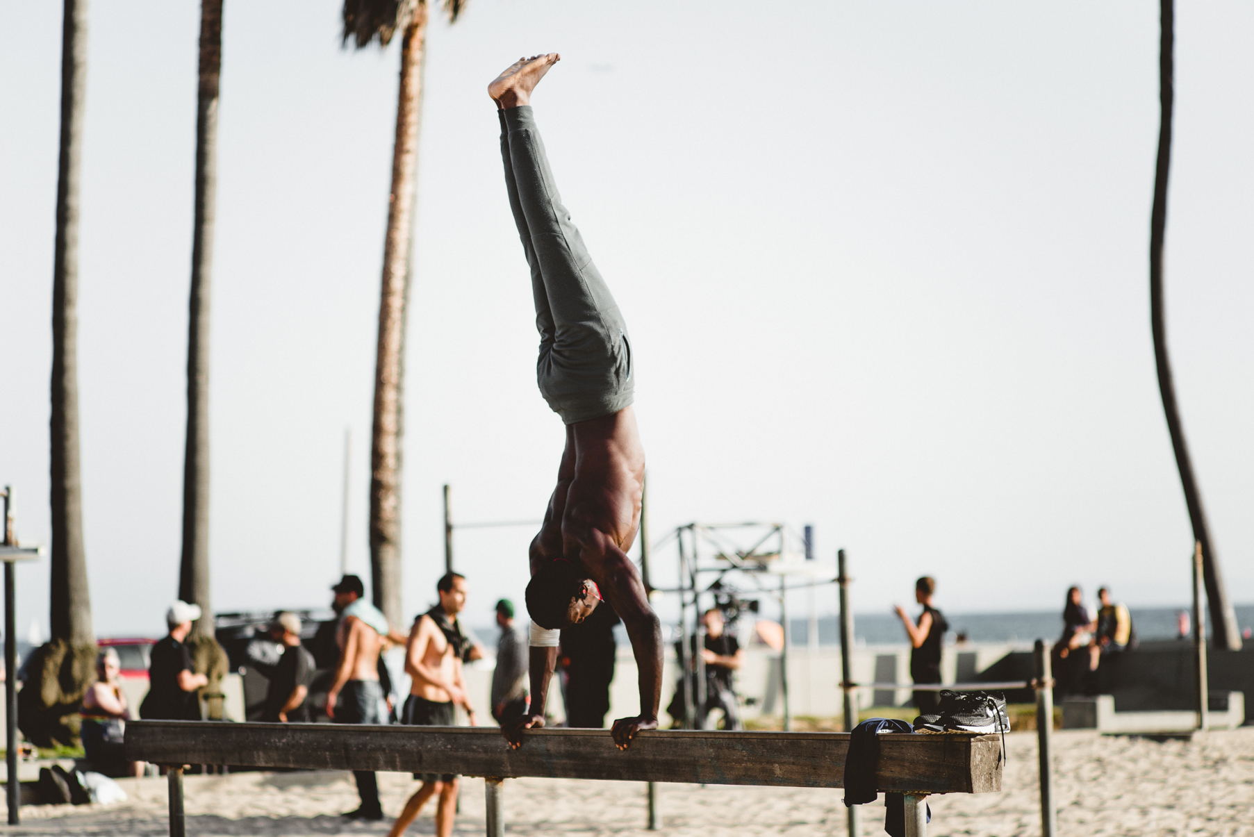 INVERSIONS WORKSHOP - FEBRUARY 16, 2019 @ Factory 4