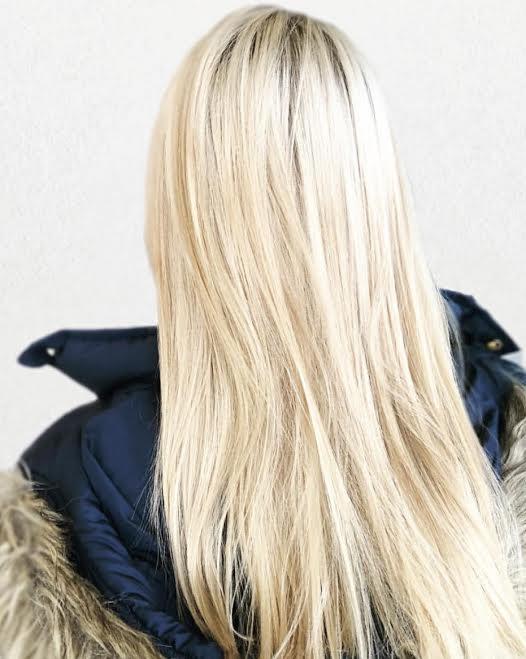 Winer blonde by @masonsdollhouse in our Nashville salon location
