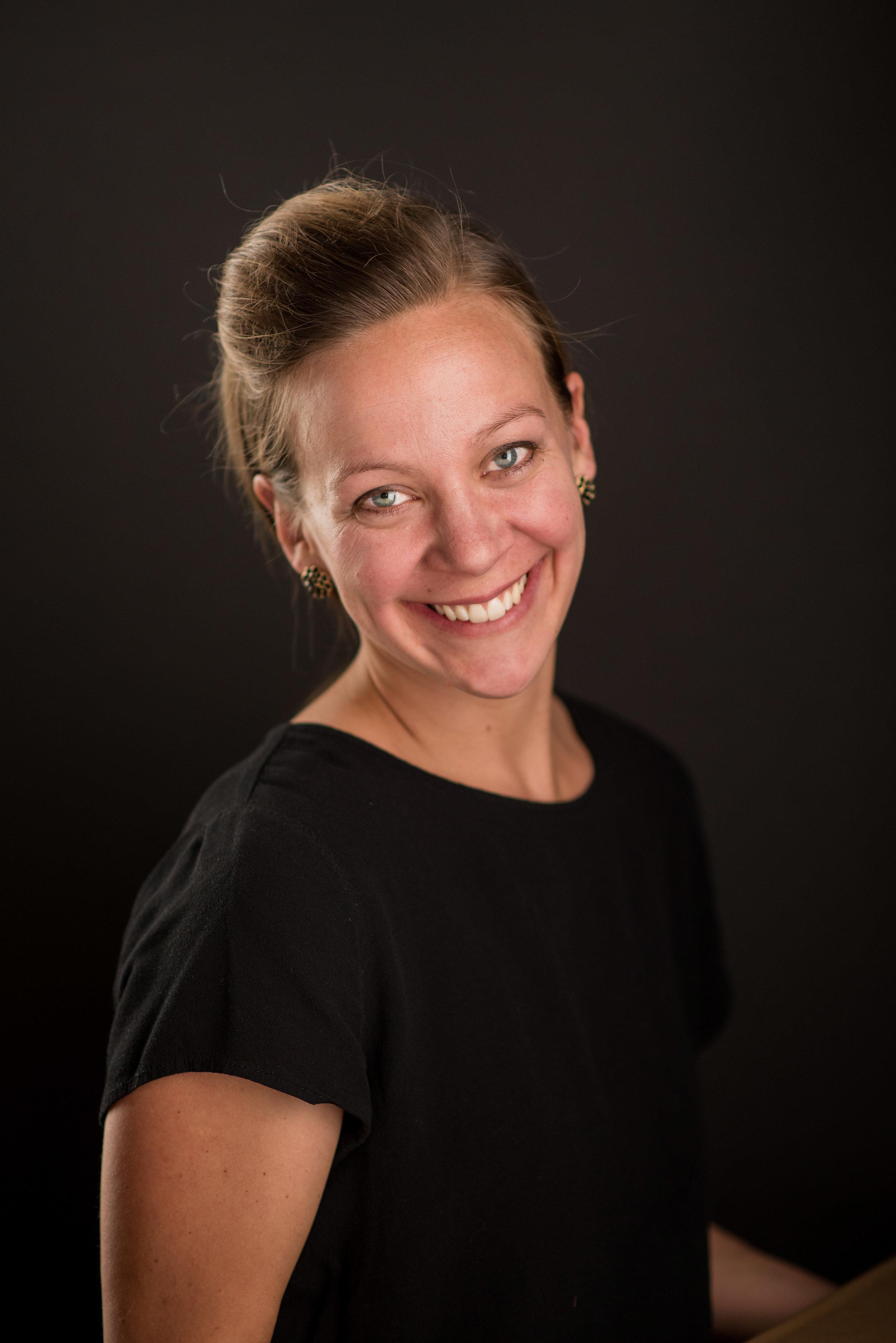 Larissa Kauffman   Filmmaker and Client Relations