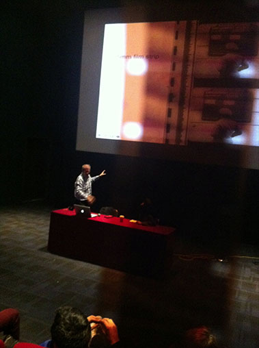 Preservations as a Creative Act - Cineteca Nacional, Mexico City