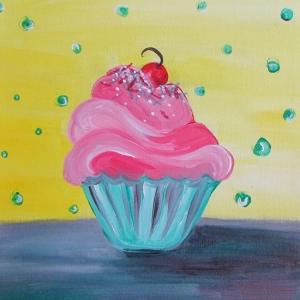 Painting Parties - Pick a date, painting and location and we will handle it from there.