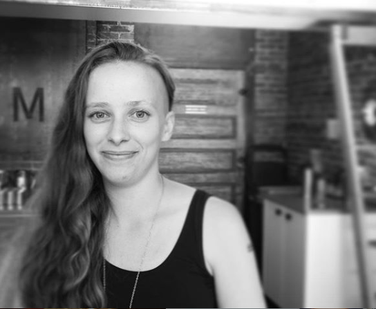 """- """"I think sometimes is assumed that women are not interested in technical stuff but that's not always the case. Maybe we need to be more persistent...""""- Alexis@alexischloe13Operations Manager@mojacoffee"""