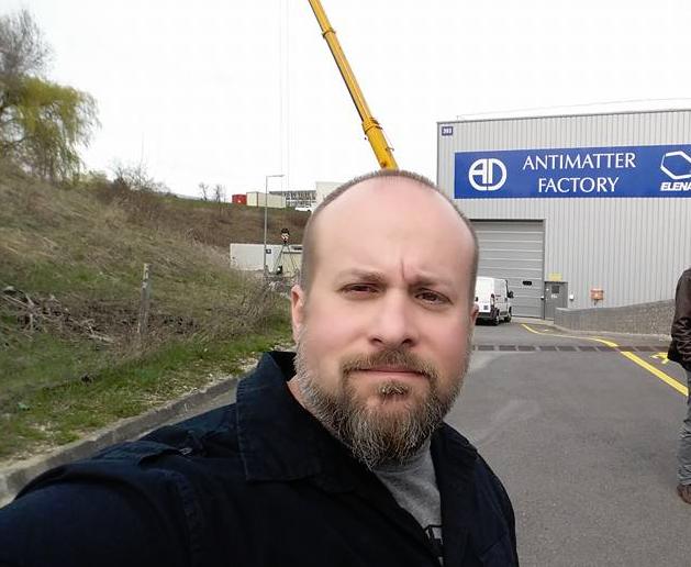 Antimatter Factory - CERN Switzerland
