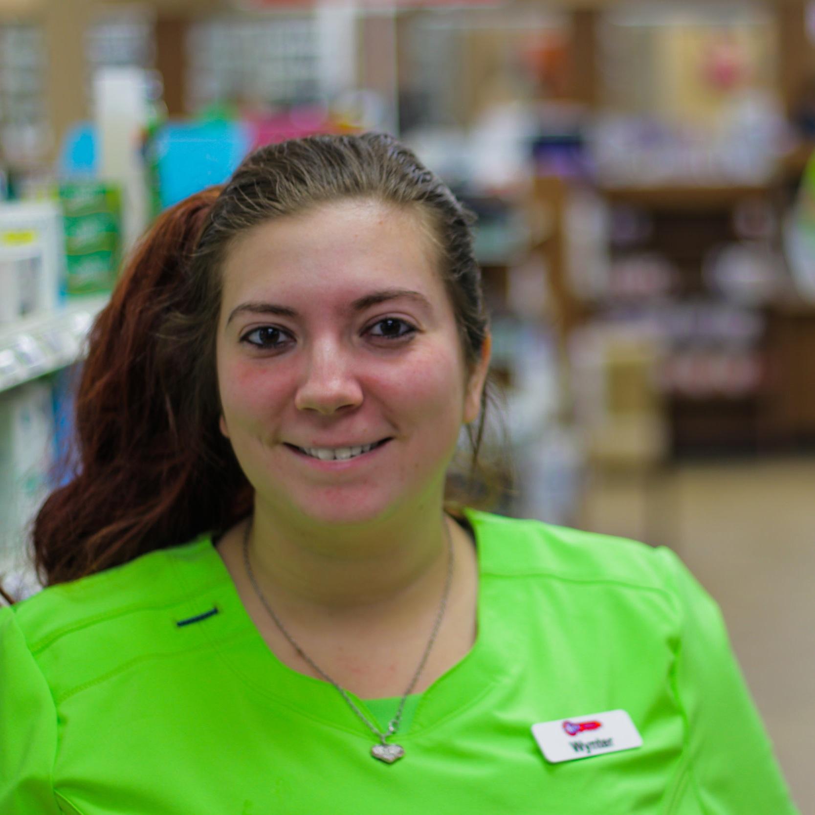 Wynter B - Pharmacy Technician