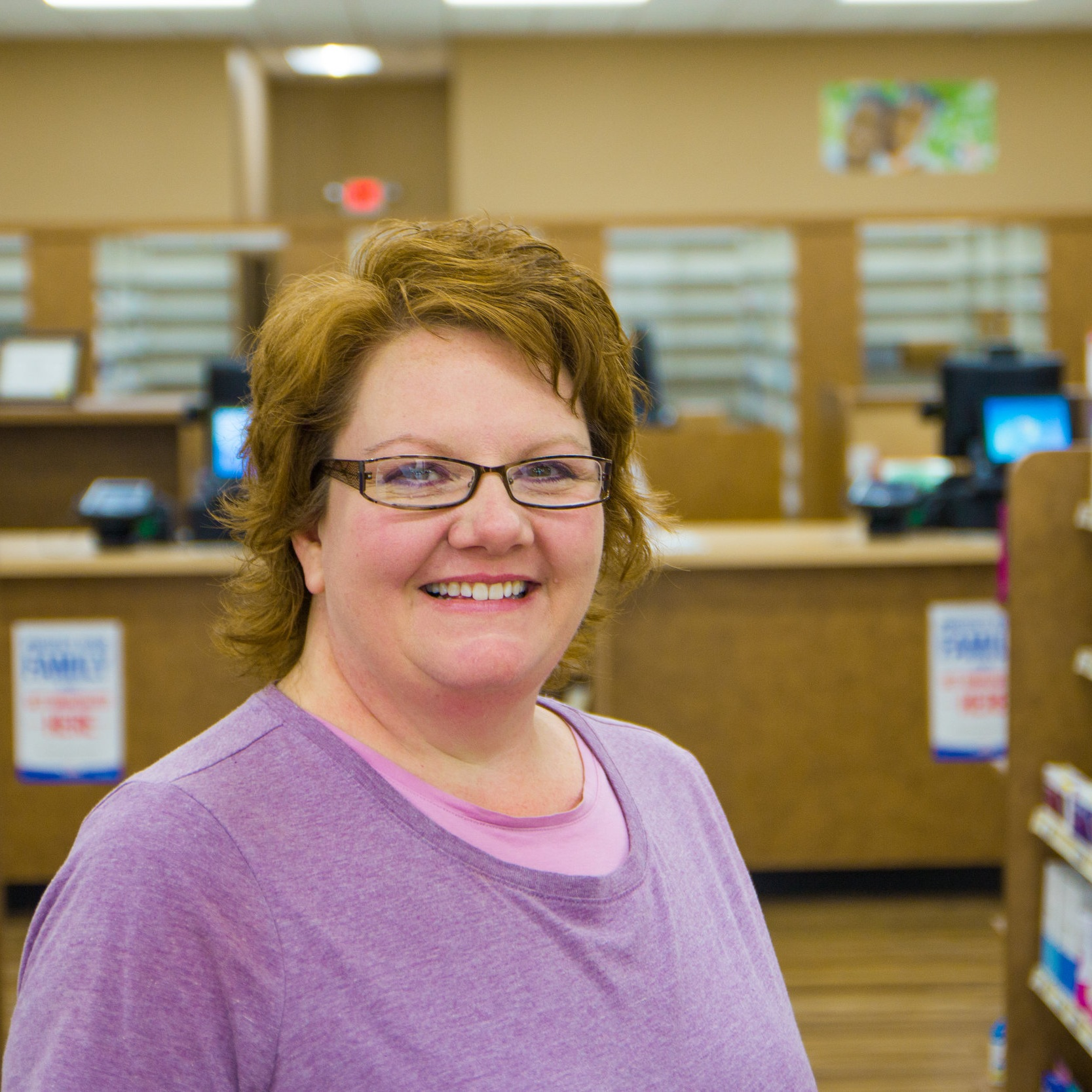 Amy Y - DME  Amy has been employed with Key Drugs since 2015. She graduated from Puxico High School in 1991 and has attended courses at TRC in Poplar Bluff. Amy is married with 2 sons and enjoys the outdoors, her church and making crafts. Amy has a CNA license and is EMT certified. She has worked in Home Health and Hospice for 11 years.   Click here to email Amy