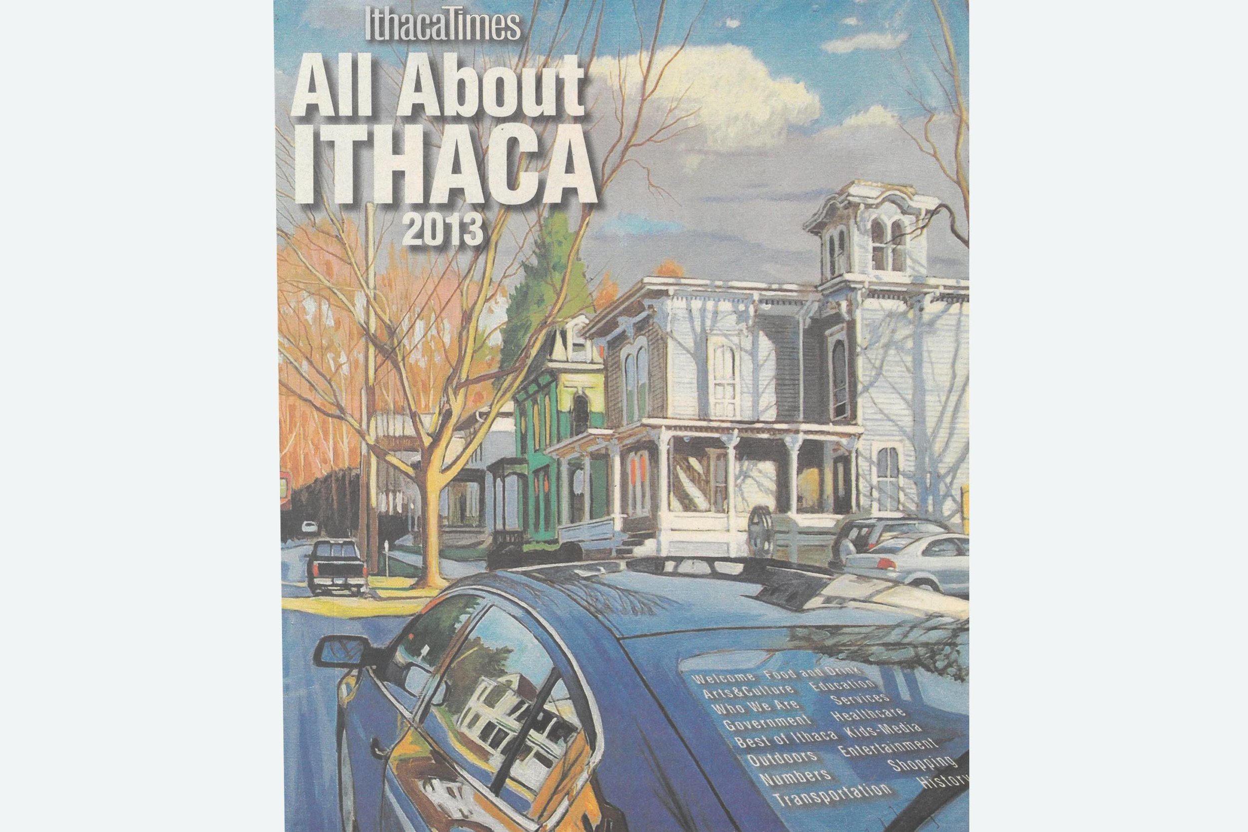 Courtesy of The Ithaca Times