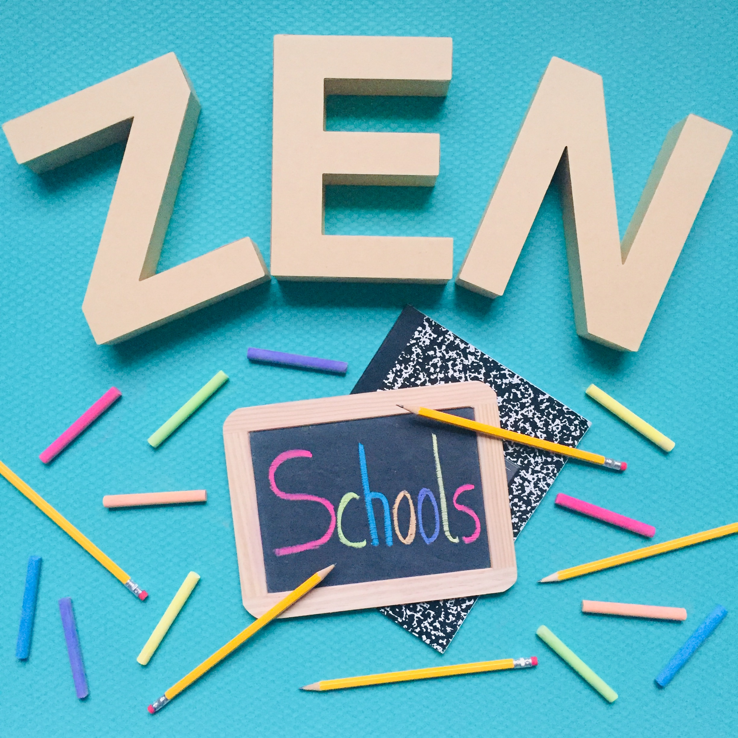 bringing mindfulness & yoga to schools - Zen Kids and Zen Teachers will make the world a better place. One school at a time!