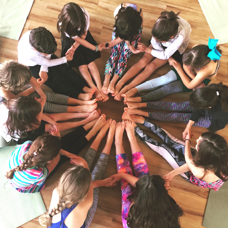 ZEN Kids … - … are the Zen Leaders of tomorrow!