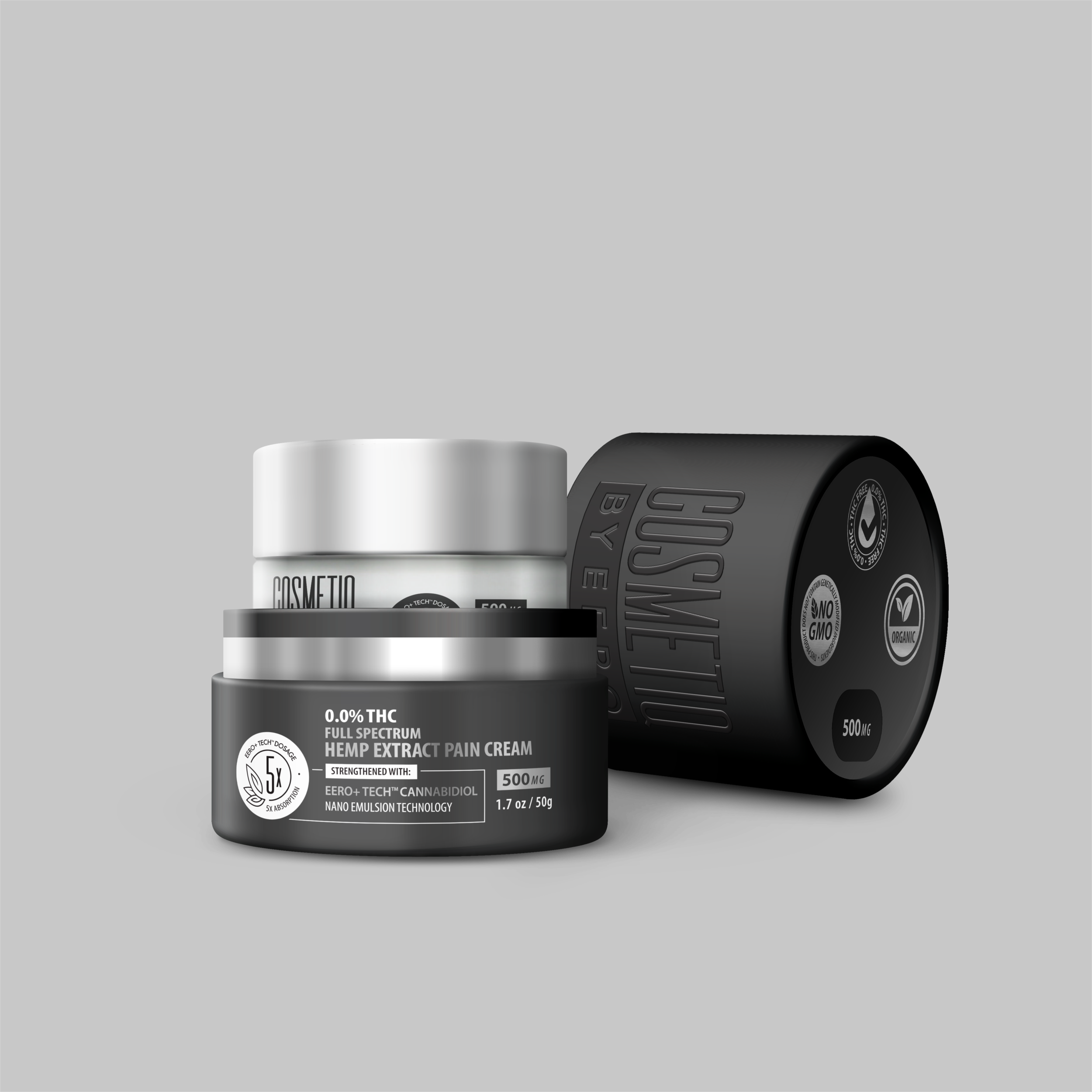 Shop CBD Pain Cream -