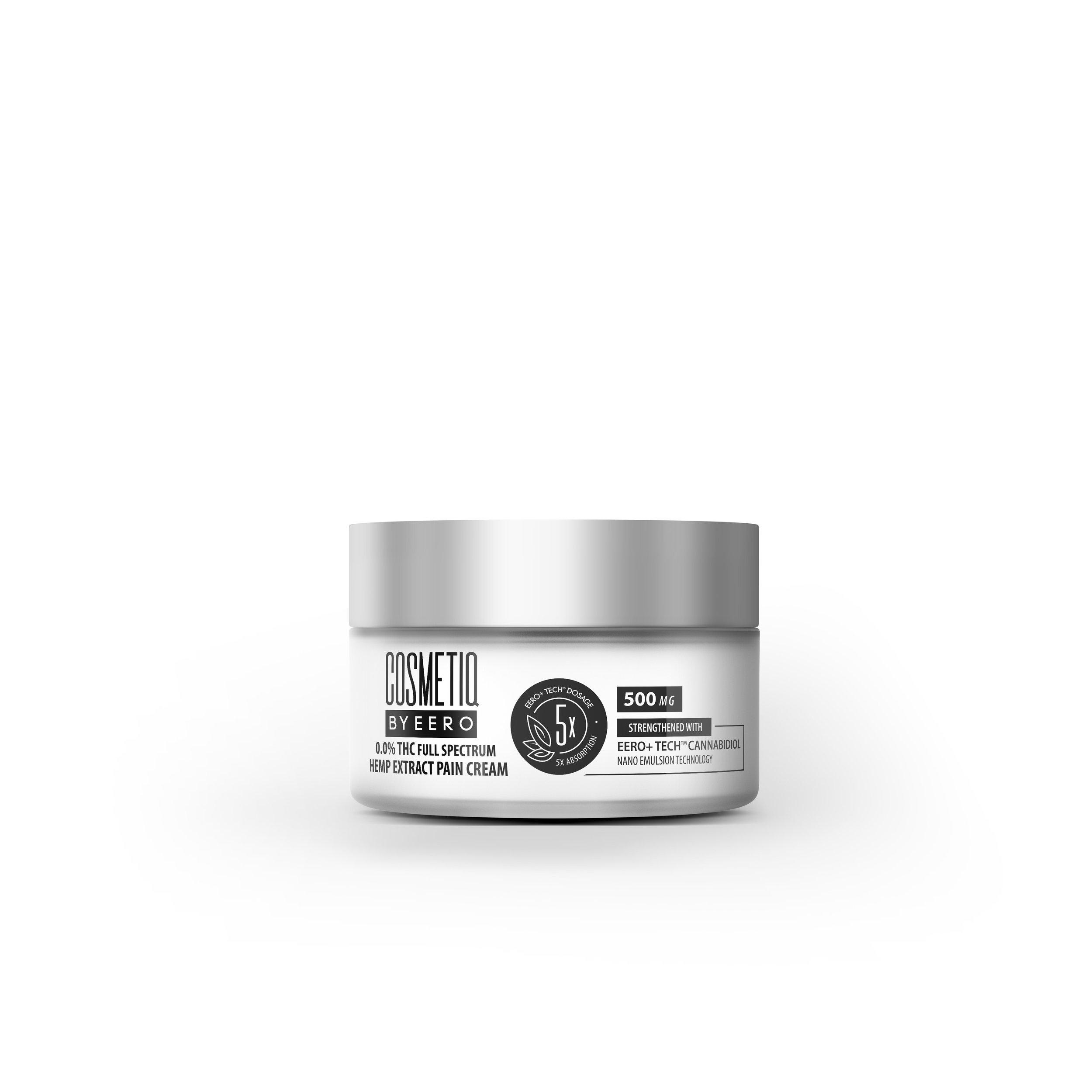 hemp oil pain cream -
