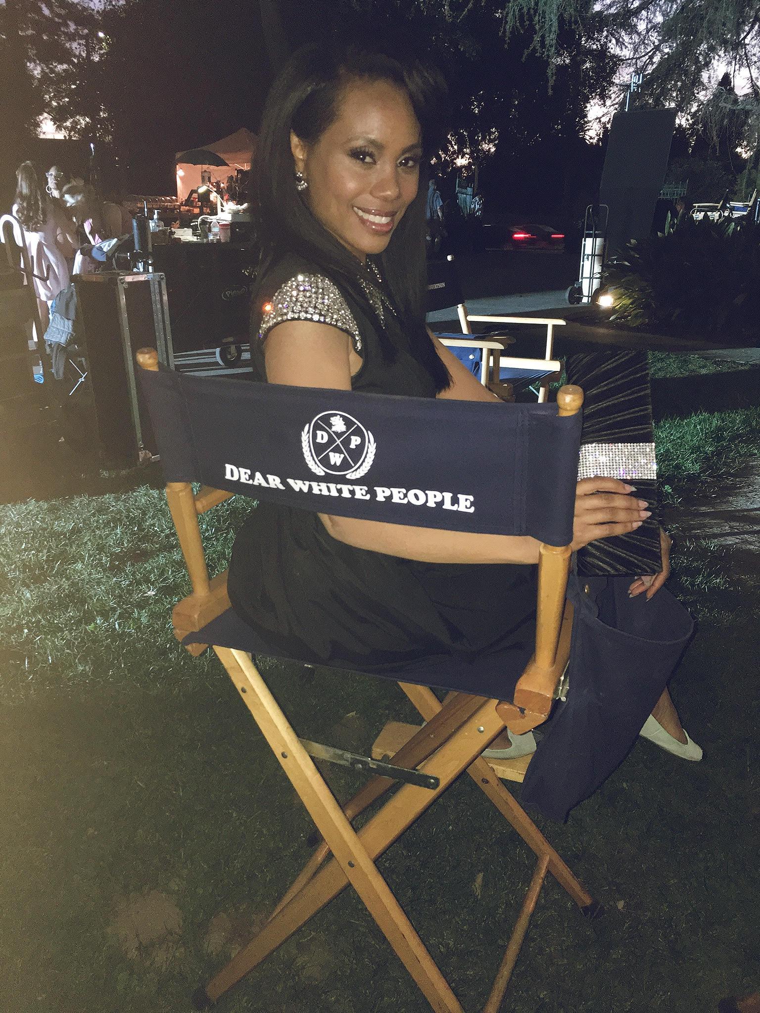 Crystal-Lee Naomi, DEAR WHITE PEOPLE [Netflix]