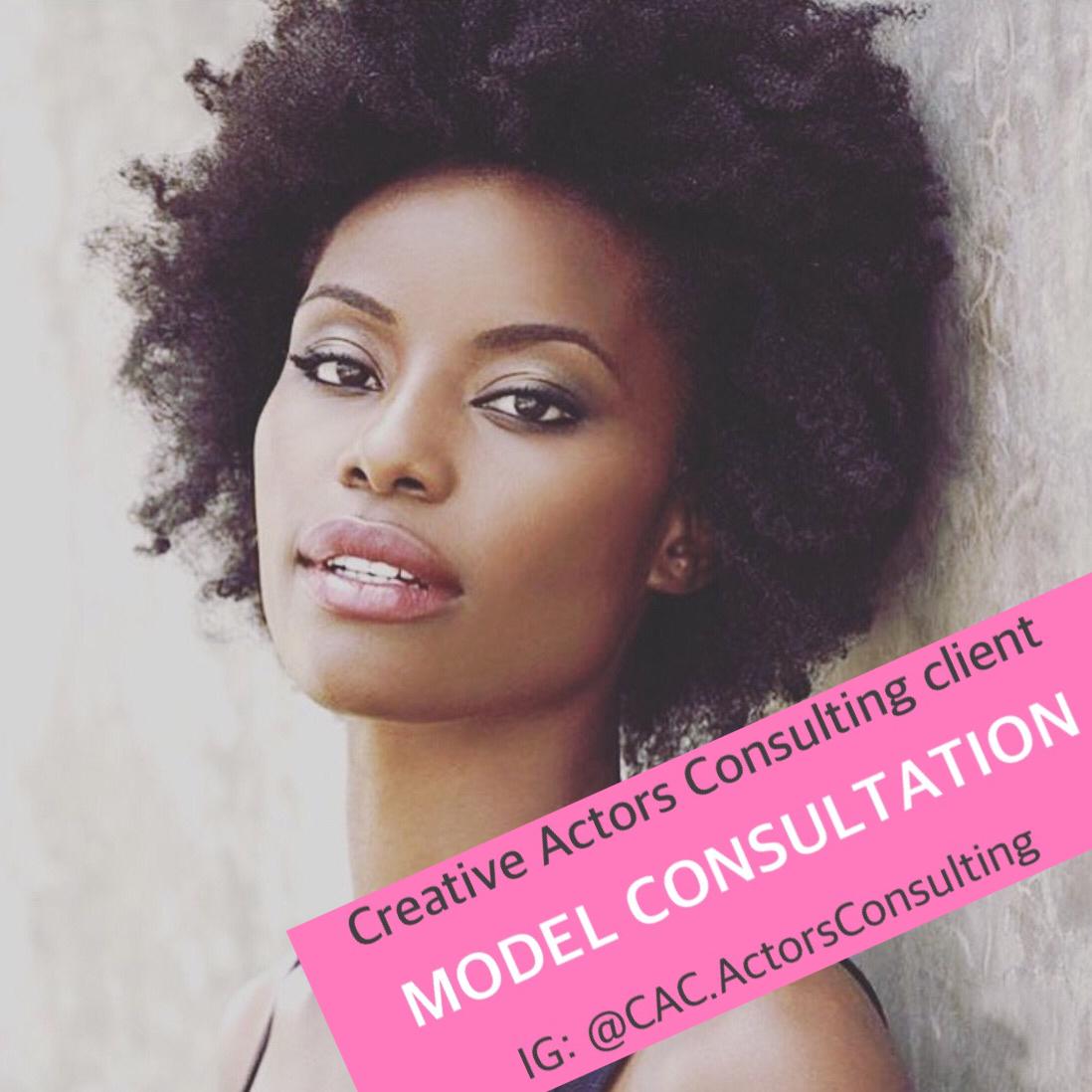 Deanne - Model Consultation