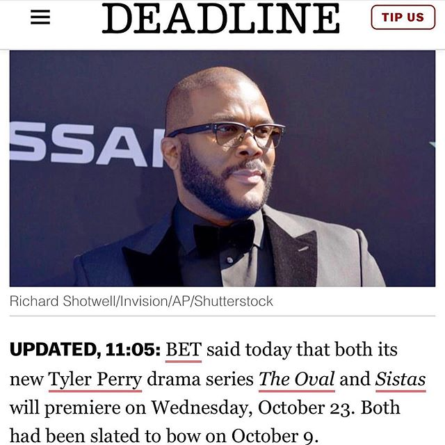 """// New air date alert! #SISTAS will premiere on Wednesday 10/23 on #BET! ◽️ Actors, get agency representation by getting """"AGENCY READY!"""" Get a career boost with our acting business coaching! #LinkInBio to view packages + info! www.CreativeActorsConsulting.com  preBook coming soon! ◽️ ◽️ #WorkingActor #actorsofinstagram #AspiringActors #AspiringActress #actorslife #actorlife #actress #setlife #callback #actor #sagaftra #selftape #movetola #blackactress #laactress #actingtips #actorsonactors #sistasBET #theoval #theovalonBET #TYLERPERRY #tylerperrystudios #own #oprahwinfreynetwork #greenleaf #ambitions #queensugar"""