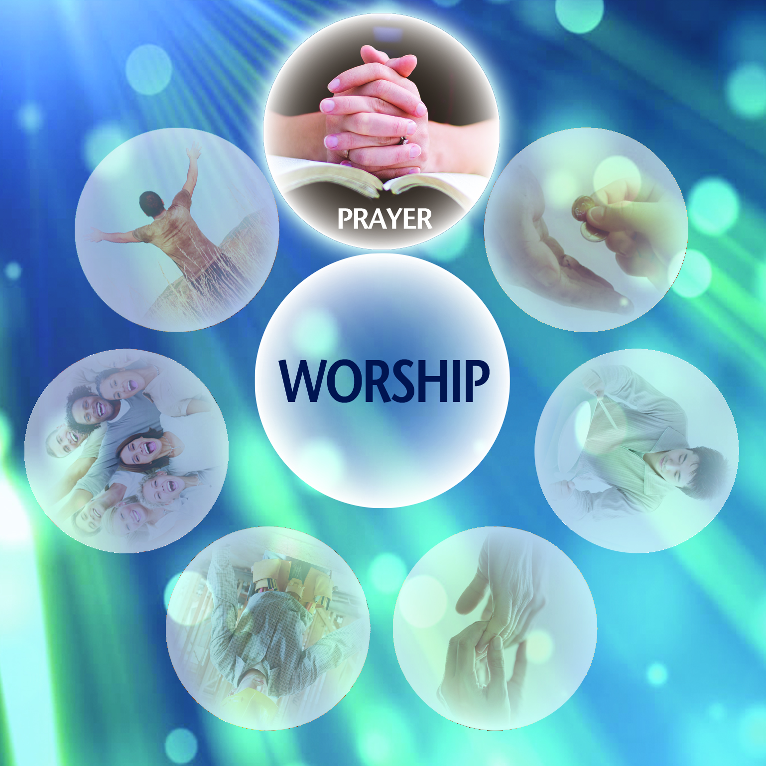 """WORSHIP"" SERMON SERIES"