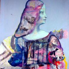 Oil/Acrylic -