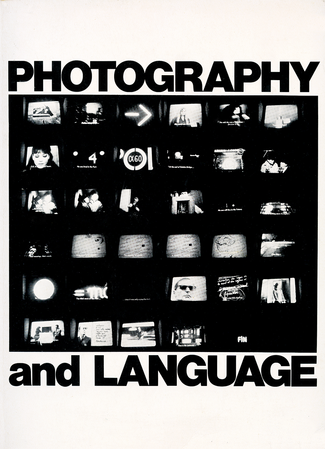 Photography and Language (1977)