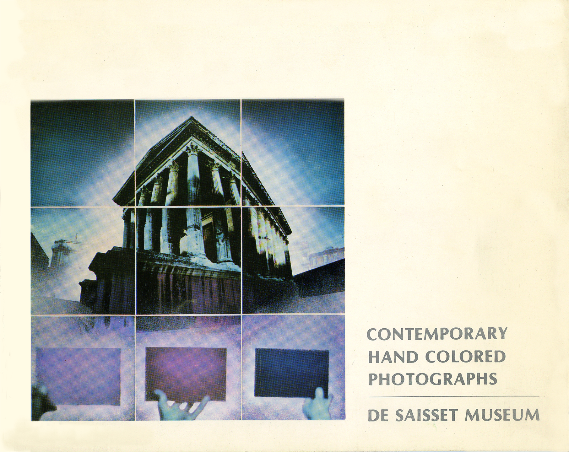 Contemporary Hand Colored Photographs 1981