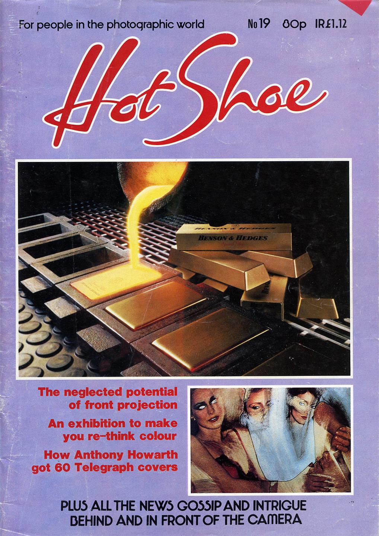 Hot Shoe London England 1981