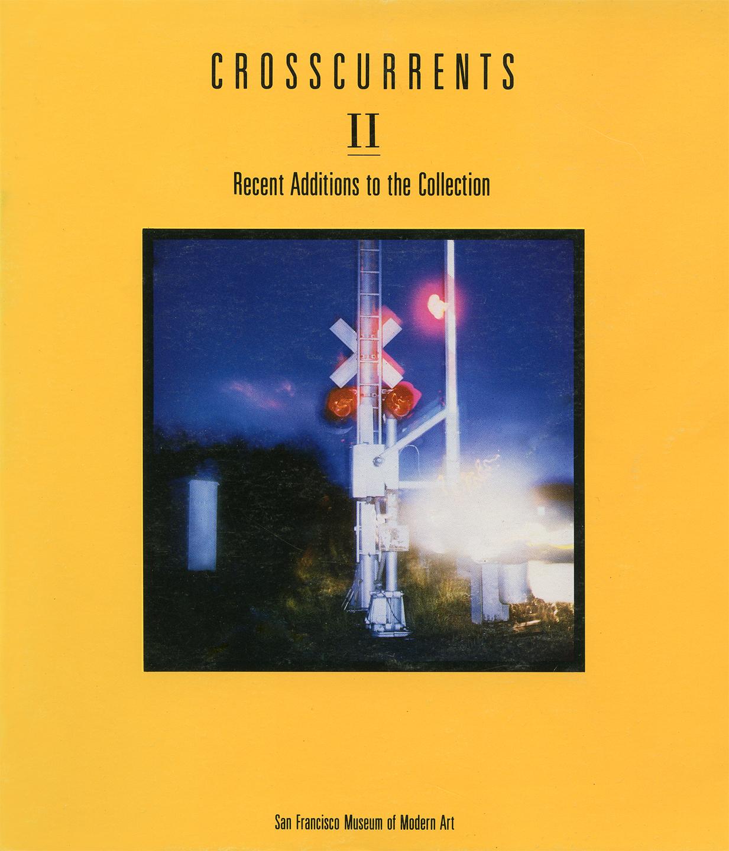 Crosscurrents II SFMOMA 1986