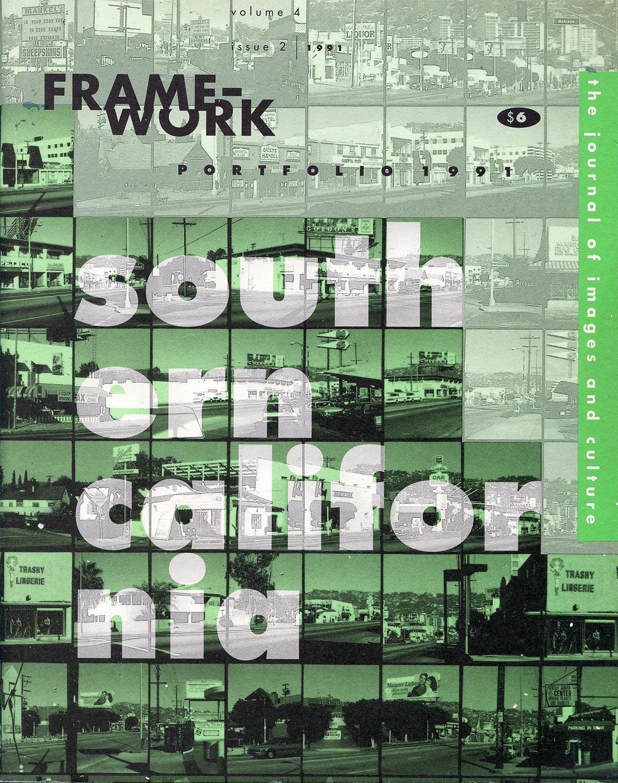 Framework Portfolio Southern california 1991