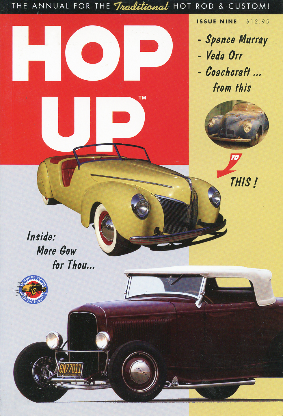 Hop Up Issue 9 2008