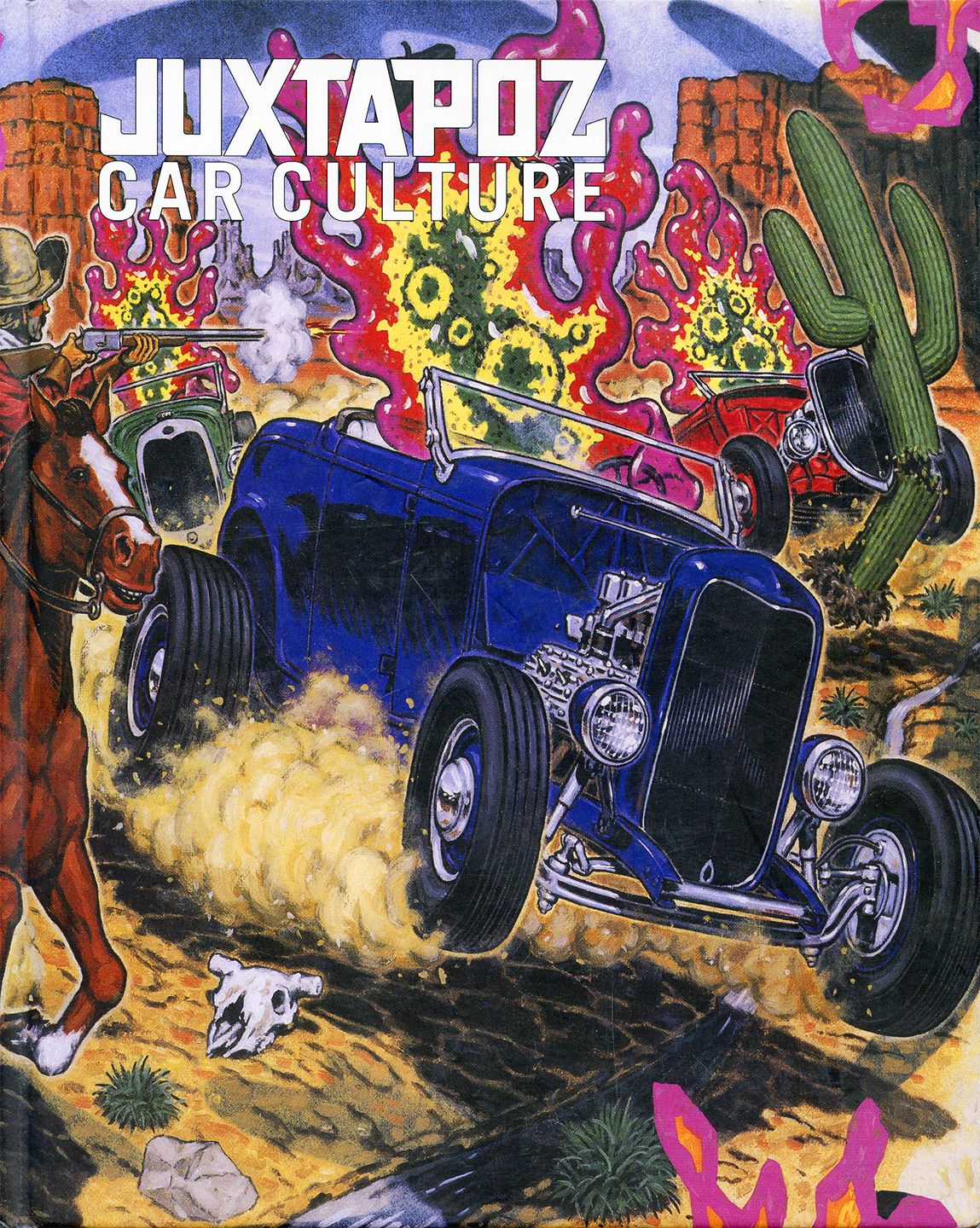 Juxtapoz Car Culture 2009