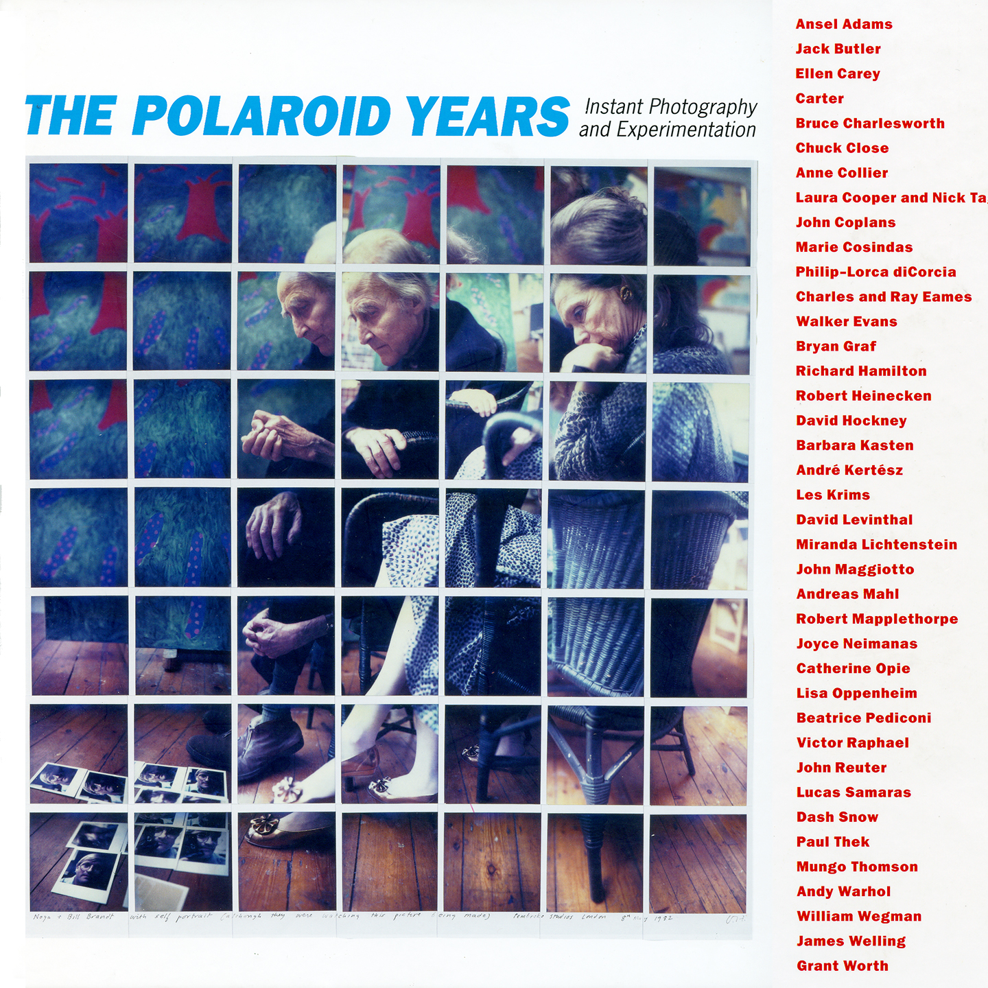 The Polaroid Years Instant Photography and Experimentation 2013