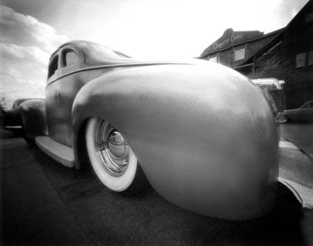 Johnnie Escoboza '40 Chrysler""