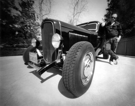 """Robert Williams '32 Ford"""