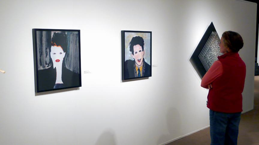 Exhibit, Brea Gallery, 2009