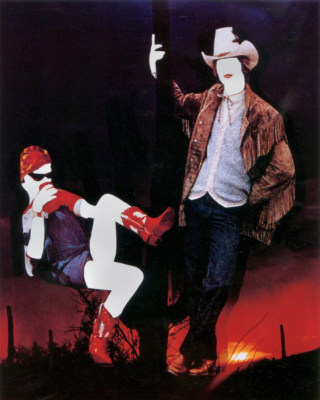 """""""Western where/Cow Punk"""" #10"""