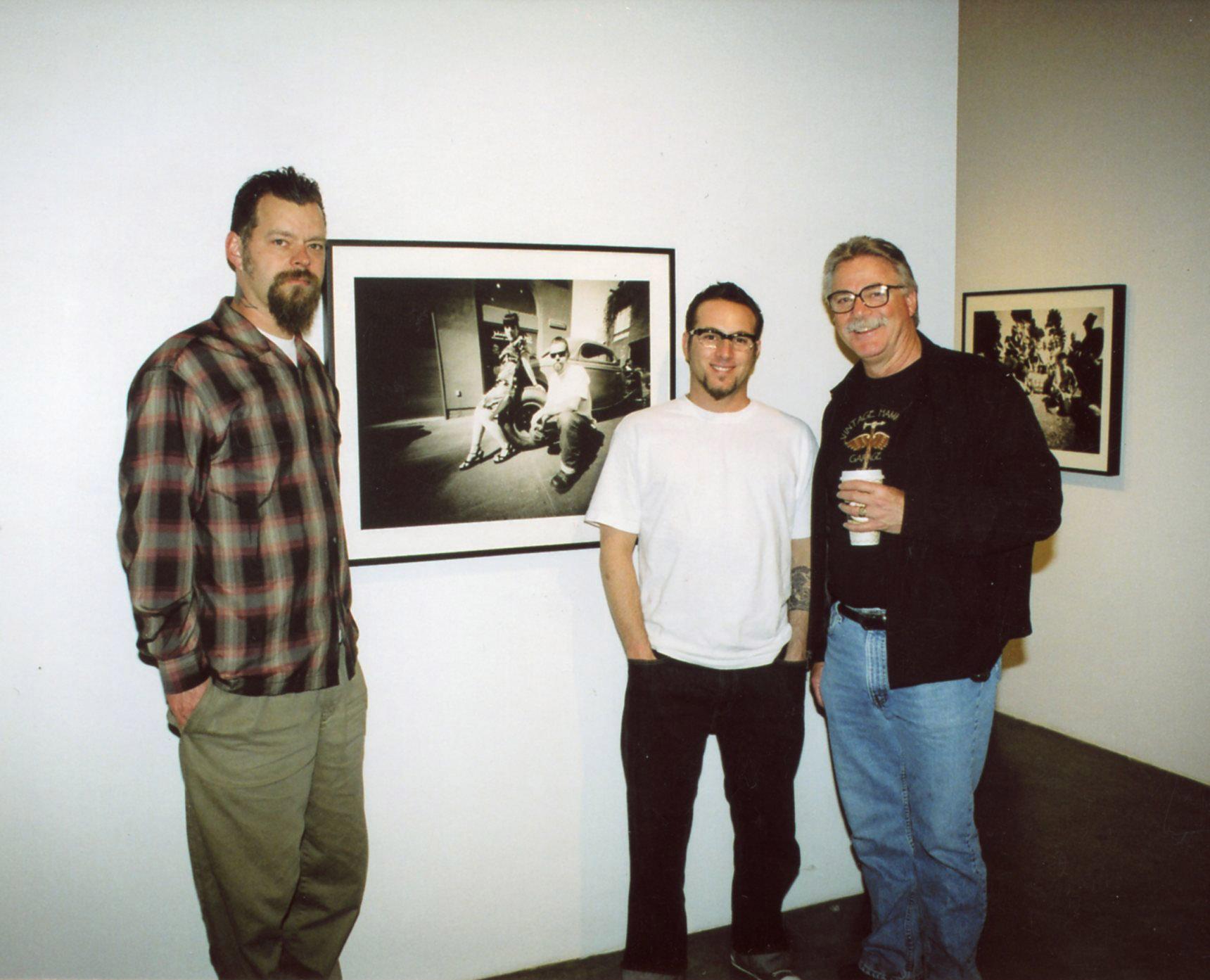 Verne Hammond, Aaron Kahan, Frumkin Gallery