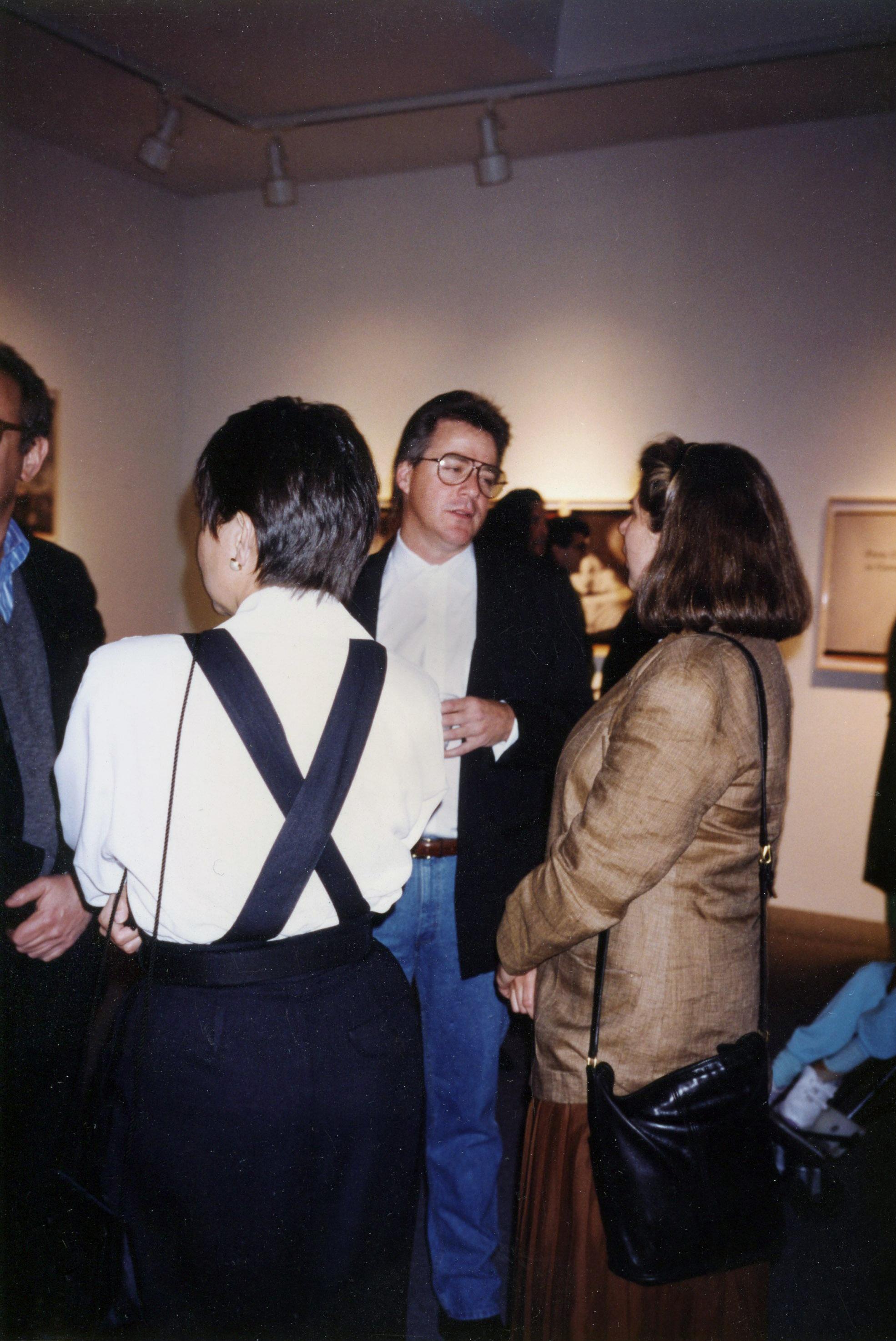 Jack Butler, Sheryl Conkelton, LACMA