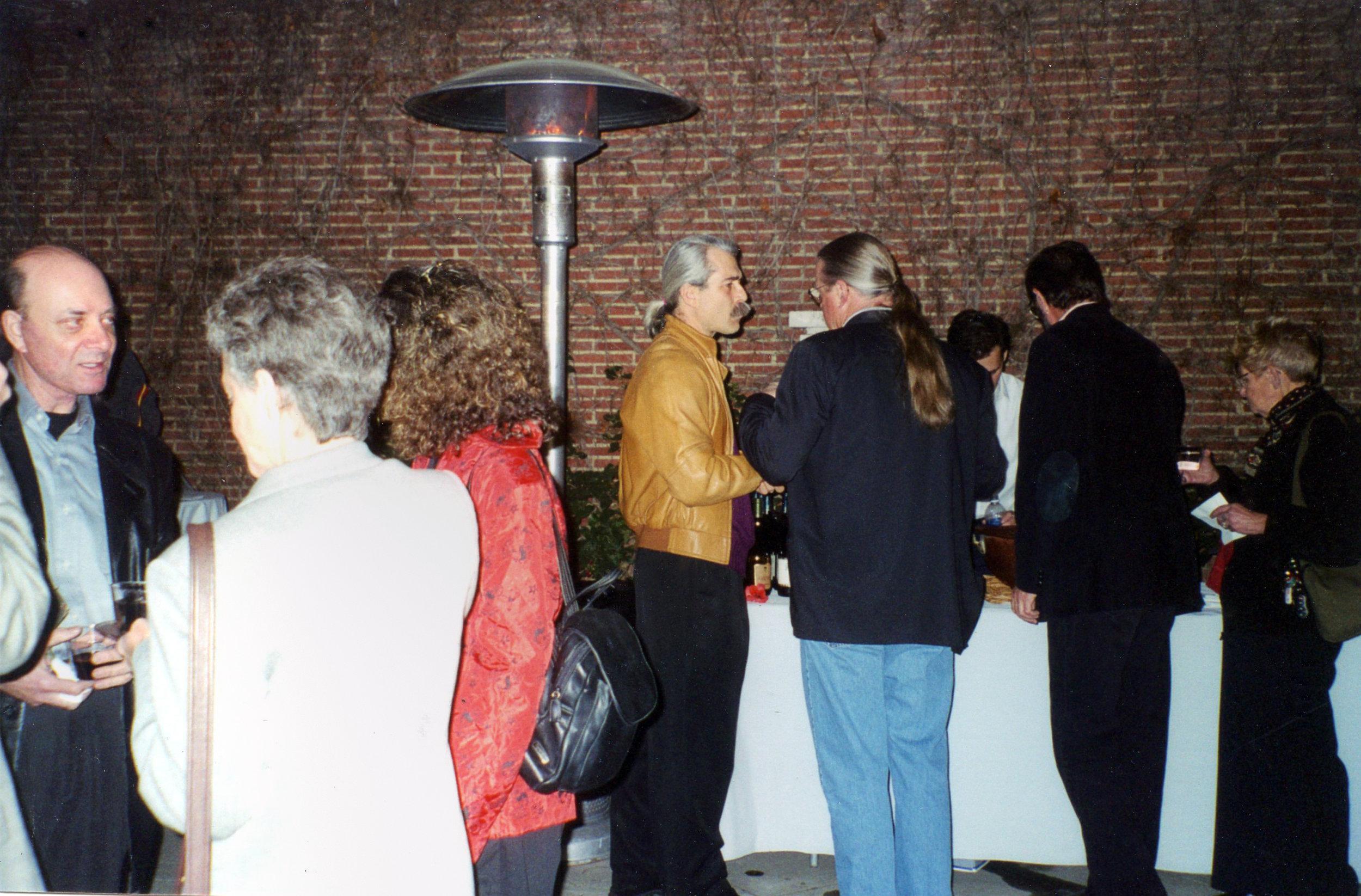 Mark Johnstone, Jack Butler, USC,  2004