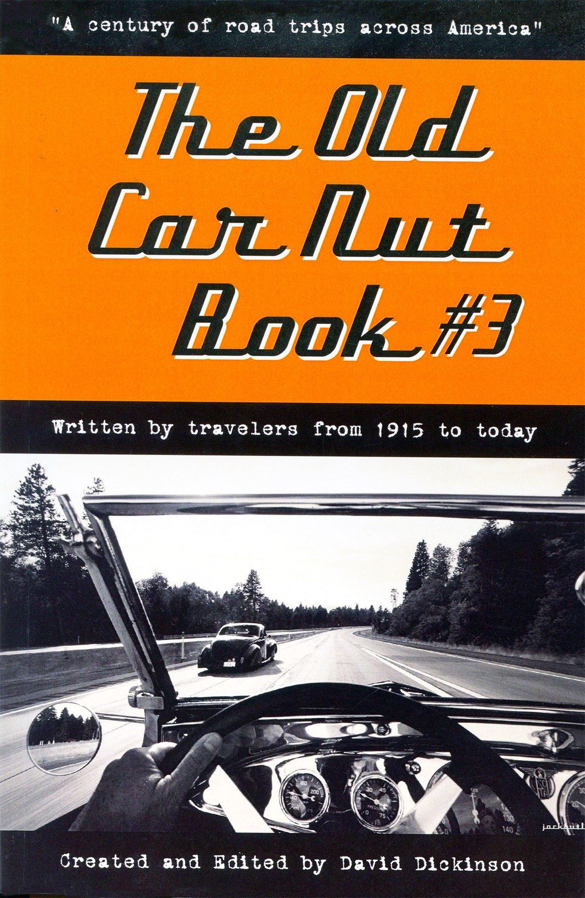 The Old Car Nut Book #3 cover 2015