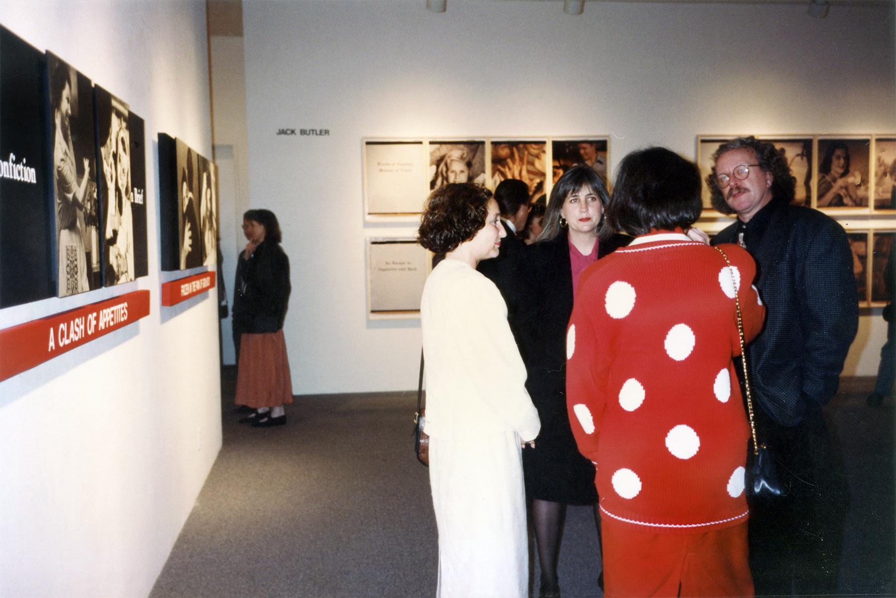 David Fahey, Fahey Klein Gallery 1990