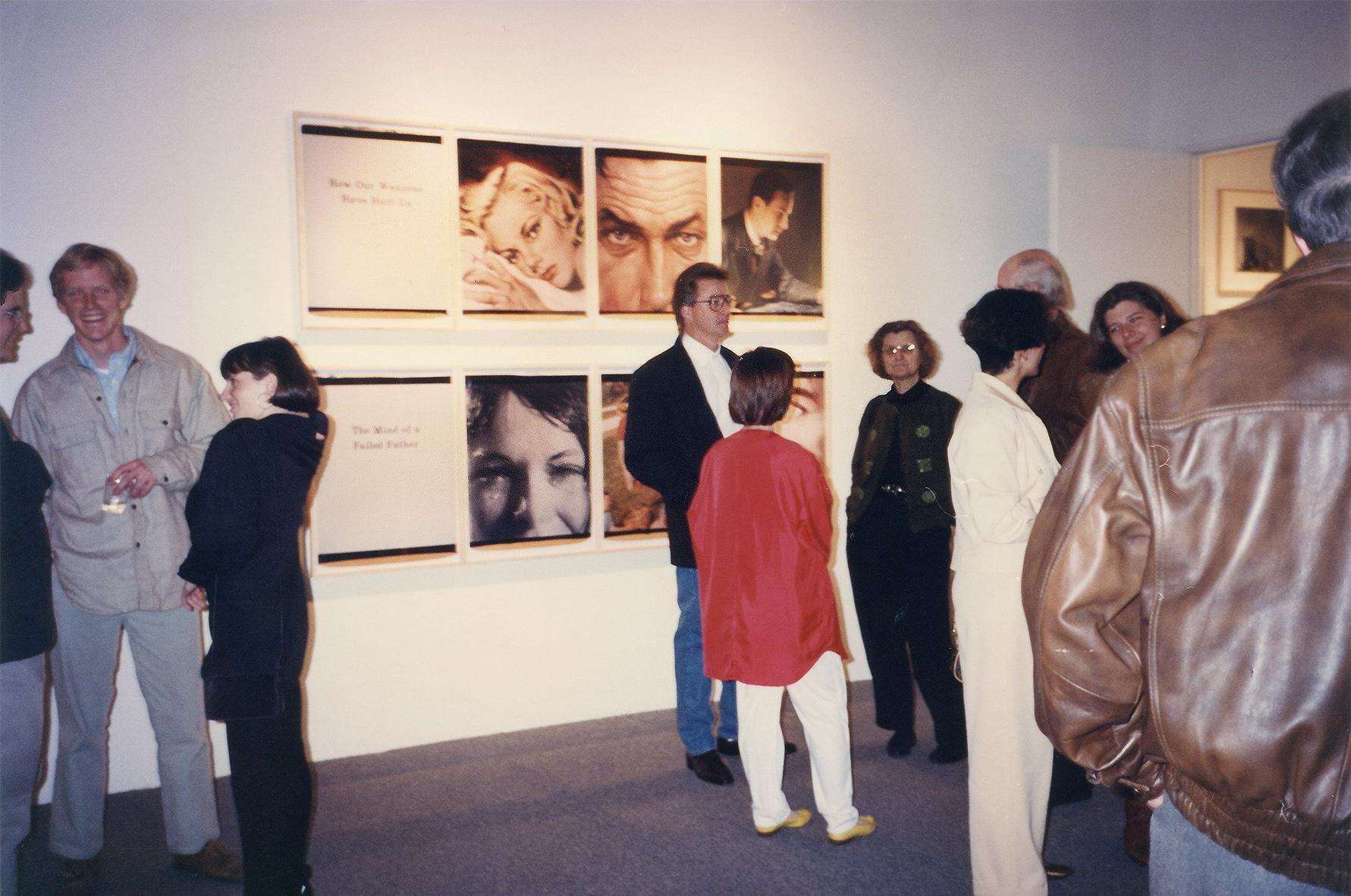Jack Butler, Fahey Klein Gallery 1990