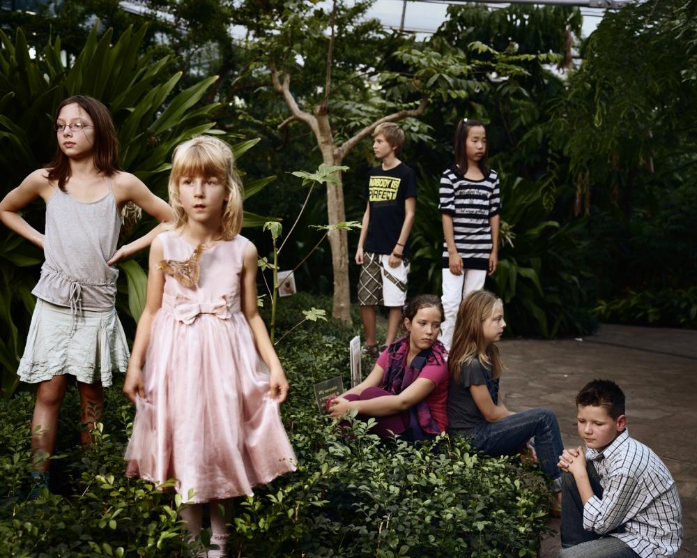 INSIDE OUT: Portraits of Cross-gender Children     Sarah Wong