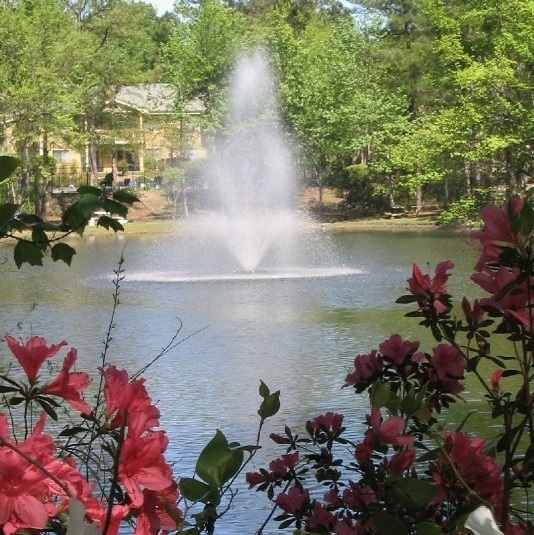 Fountains & Aeration Systems - Offering both decorative fountains and functional aeration systems! 5 lines of fountains and aeration systems offered!