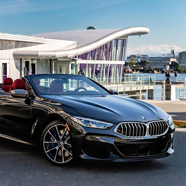 The new BMW 850i is hands down the most fun you can have with your top off 😁