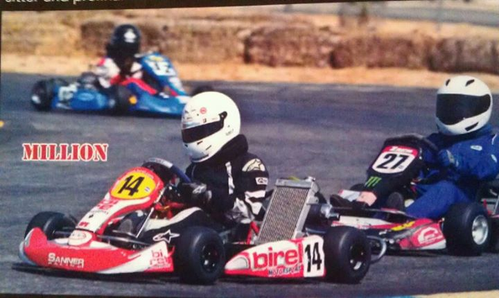 2006-2012: A Passion Strengthens in Karts -