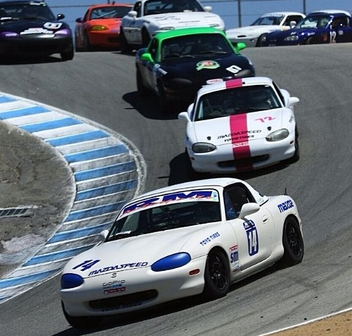 2014: First Year in Spec Miata -