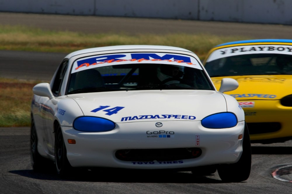 2013: Spec Miata Beginnings -