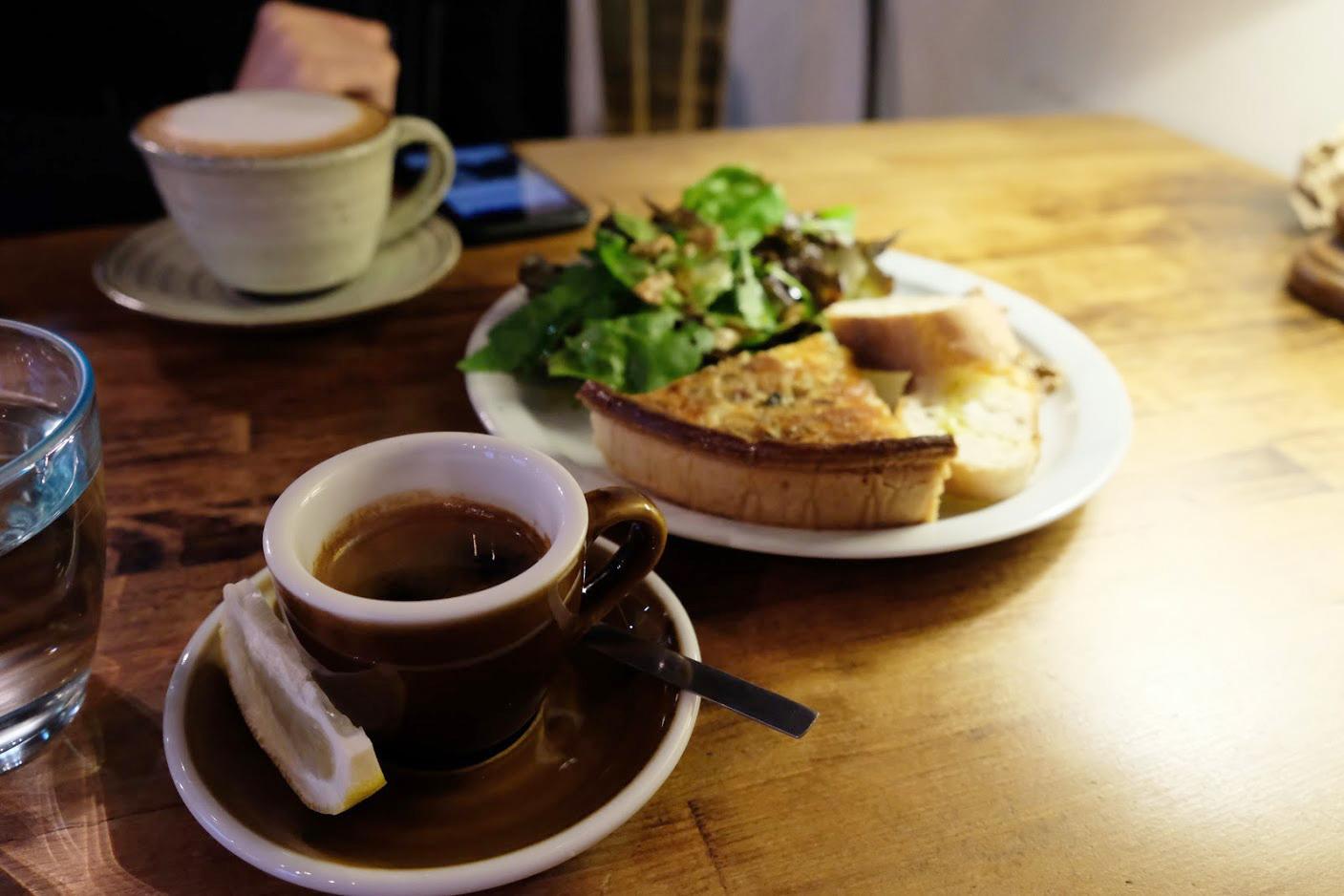 咖啡店 | Modern Mode & Modern Mode Café