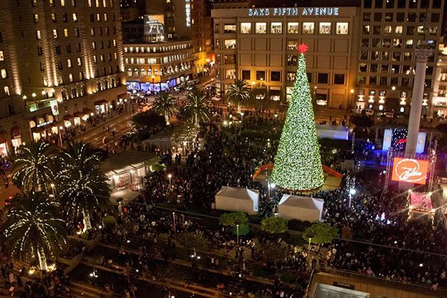 Merry Christmas to All with Love!! #sanfrancisco
