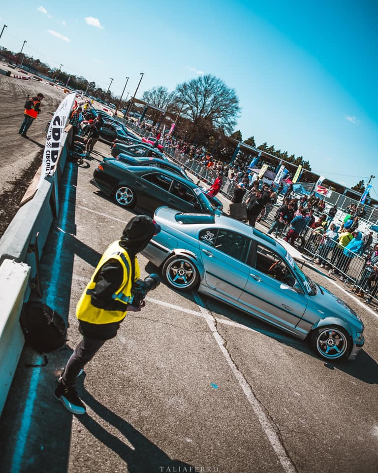 SSS Round 1 brought in over 600 spectators to watch RVA's top drivers compete for top spot!!